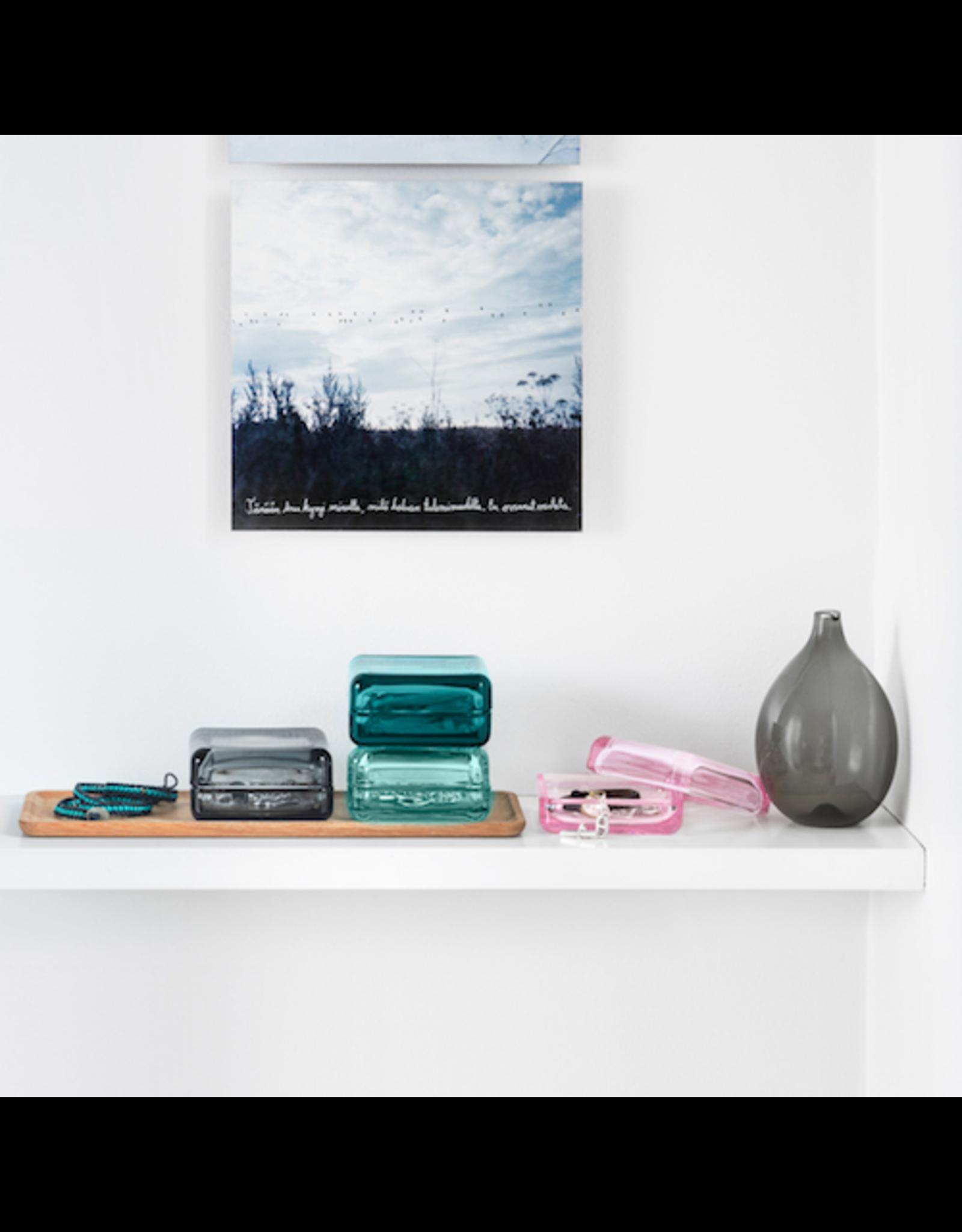 IITTALA VITRIINI 108 x 108 MM 玻璃裝飾盒