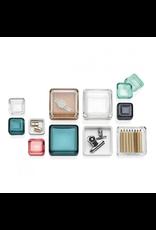 VITRIINI 60 x 60 MM 玻璃裝飾盒