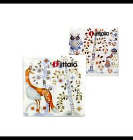 IITTALA TAIKA WHITE PAPER NAPKINS, 20-PIECE PACK