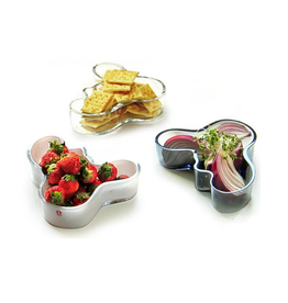 IITTALA AALTO 玻璃碗   (50 x 195 毫米)