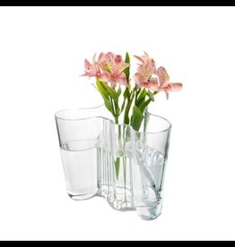 IITTALA AALTO 玻璃花瓶 (120 毫米高)