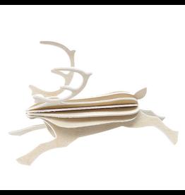 LOVI Lovi天然色驯鹿形状装饰