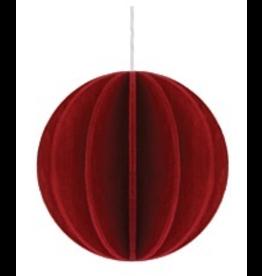 LOVI Lovi深红色球状装饰