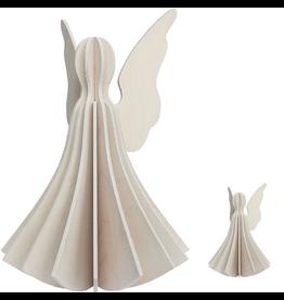 LOVI Lovi白色天使形装饰