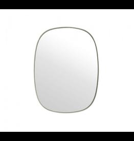 MUUTO WALL MIRROR 有框灰色掛牆鏡