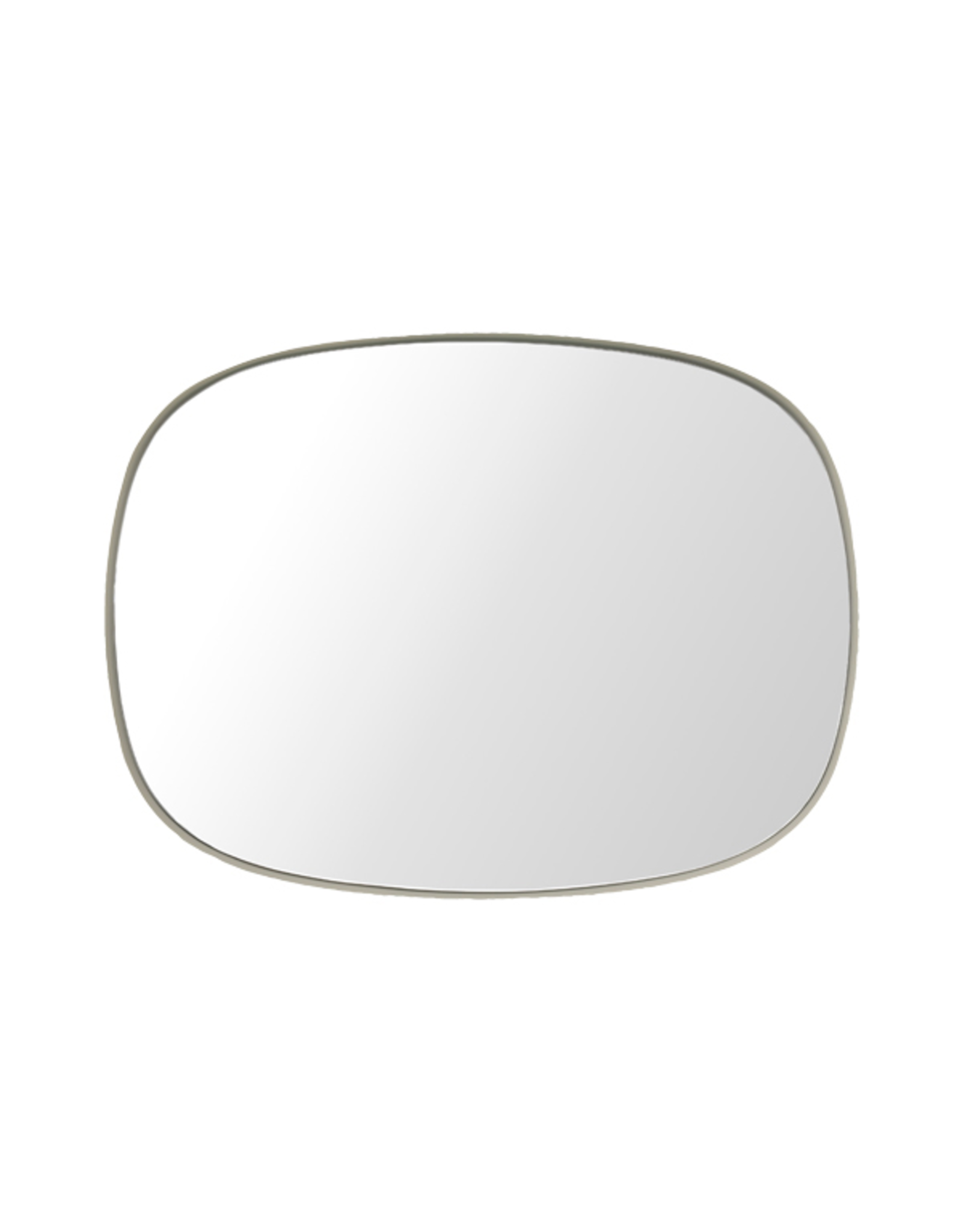 MUUTO FRAMED WALL MIRROR- GREY