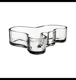 IITTALA AALTO 透明玻璃小碗 (40 x 136毫米)