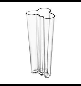 IITTALA AALTO VASE 透明玻璃花瓶 (高255毫米)