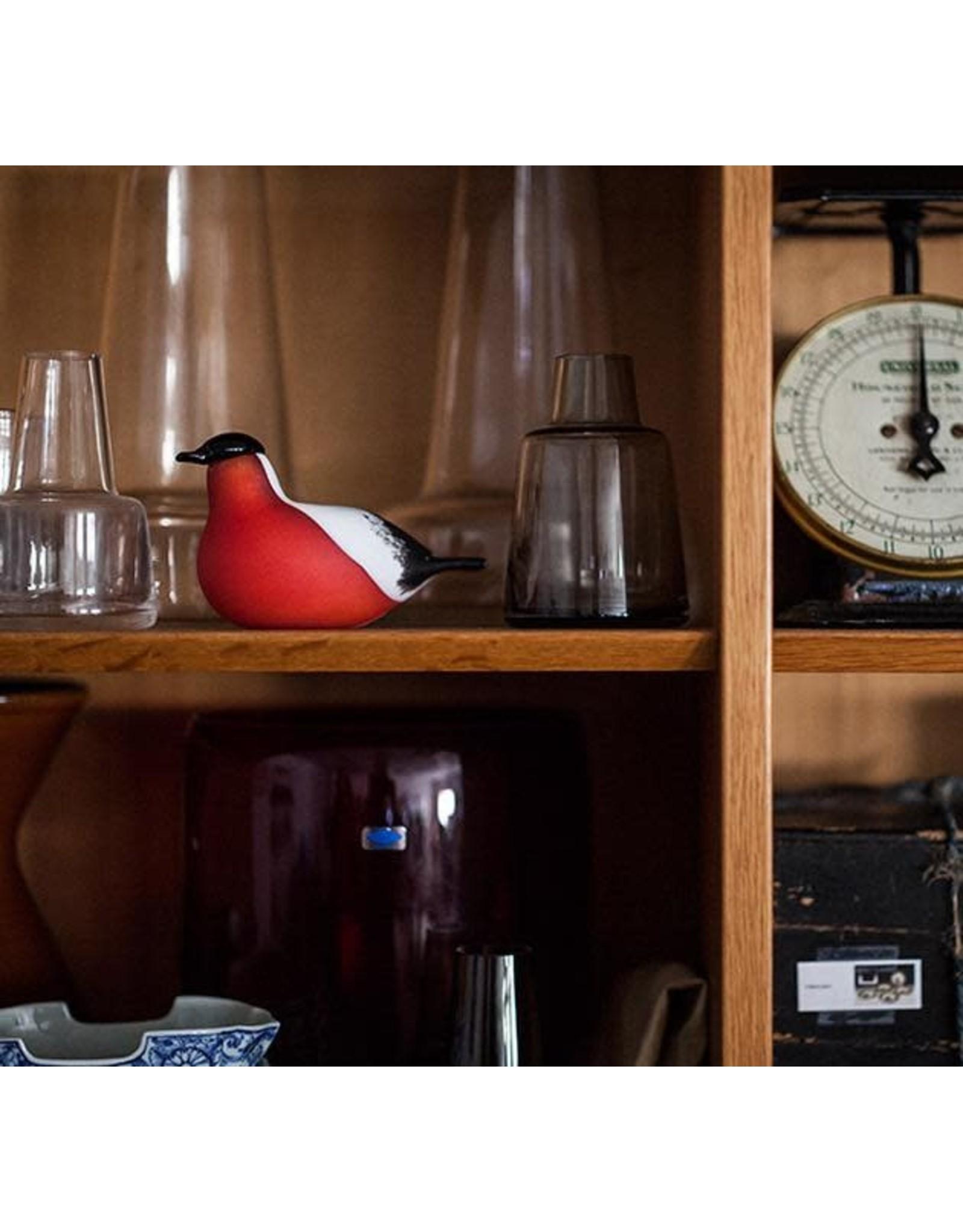 IITTALA BIRDS BY TOIKKA, BULLFINCH