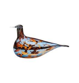 IITTALA PEKKASIINI 玻璃鳥