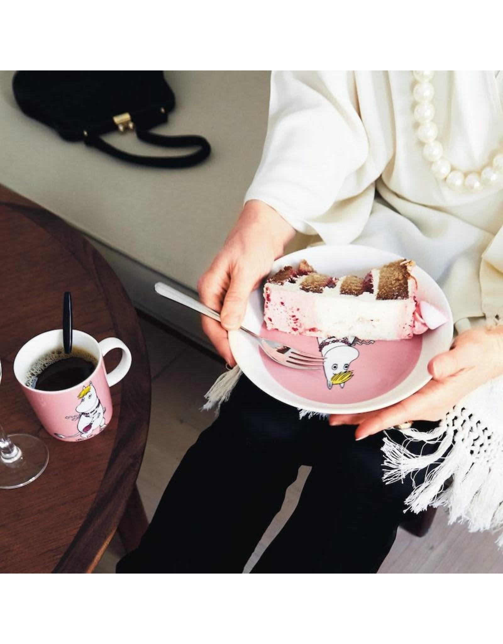 MOOMIN 姆明家族歌妮水杯及餐碟套裝