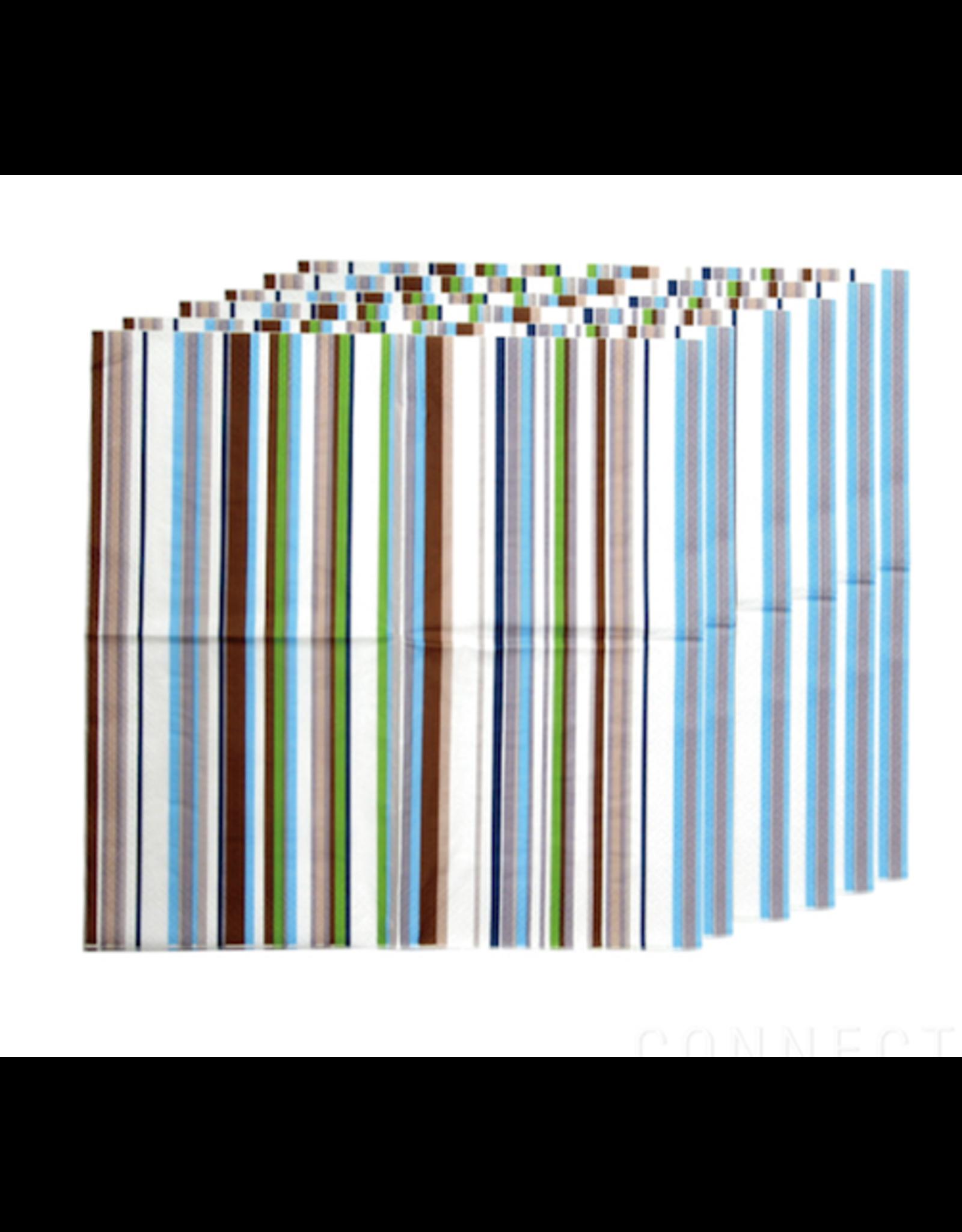 ORIGO BEIGE PAPER NAPKINS, 33 CM, 20-PIECE PACK