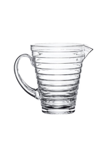 IITTALA AINO AALTO LEAD FREE PITCHER, CLEAR, 120 CL