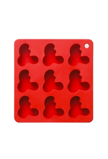 AALTO ICE-CUBE MOLD, RED, 162 MM