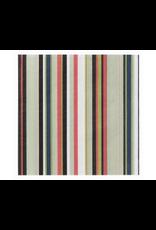 Origo 綠色条纹餐紙巾 33 厘米