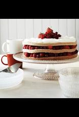 KASTEHELMI CAKE STAND-LEAD FREE GLASS