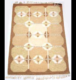 IMPORTANT 1950's 手工織制地毯