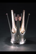 BRIDAL CROWN 五叉银器婚礼皇冠