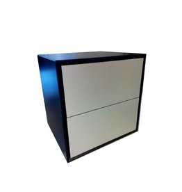 PAUSTIAN 4224 PAUSTIAN 2R CABINET SYSTEM WITH 2 DRAWERS