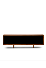 GRAND SIDEBOARD WITH LEGS IN WALNUT OIL FINISH