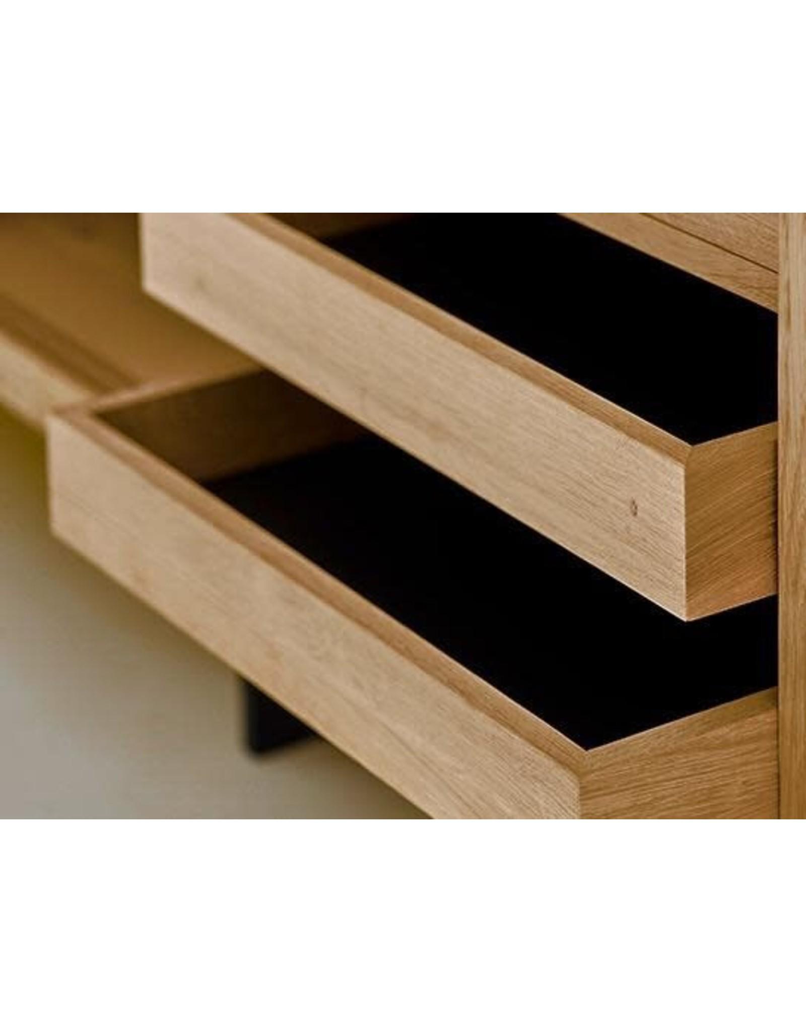 GRAND SIDEBOARD 胡桃木油妝有腳餐邊櫃