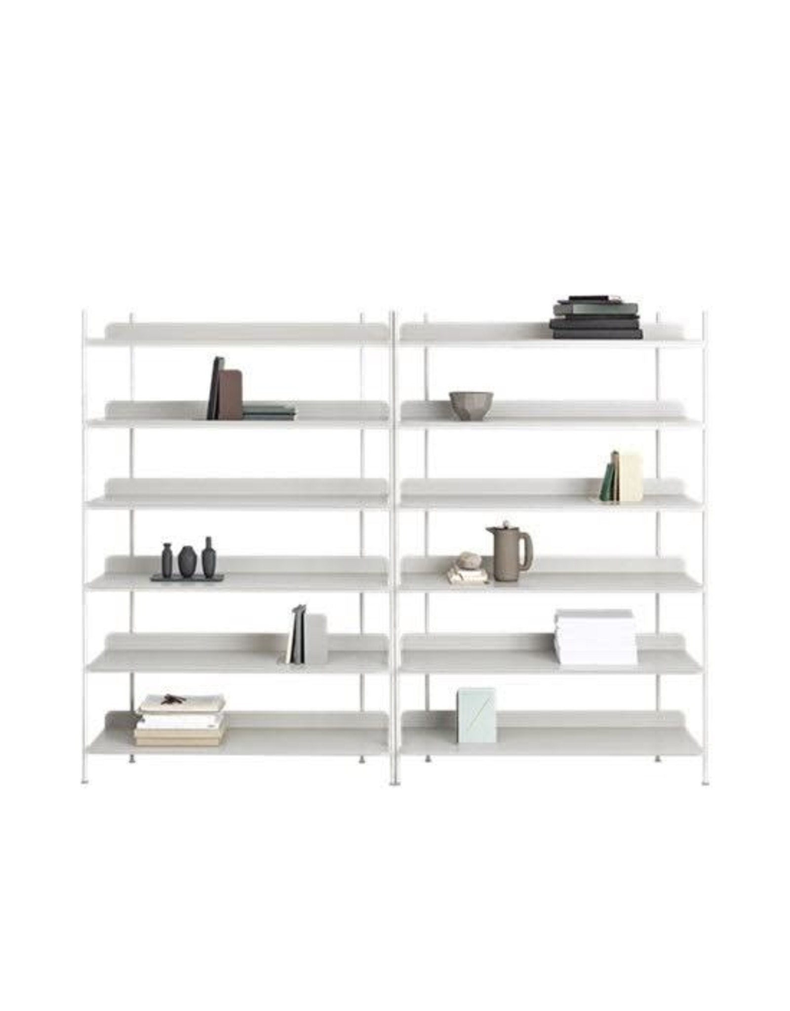 MUUTO COMPILE SHELVING SYSTEM