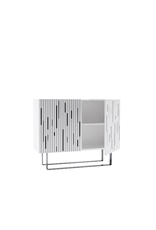 KARL ANDERSSON & SÖNER GUESS 雪白色儲物櫃
