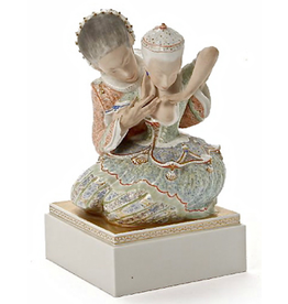 MANKS ANTIQUES ROYAL COPENHAGEN FAIRY TALE FIGURINE 形象灵感来自童话的精美瓷器