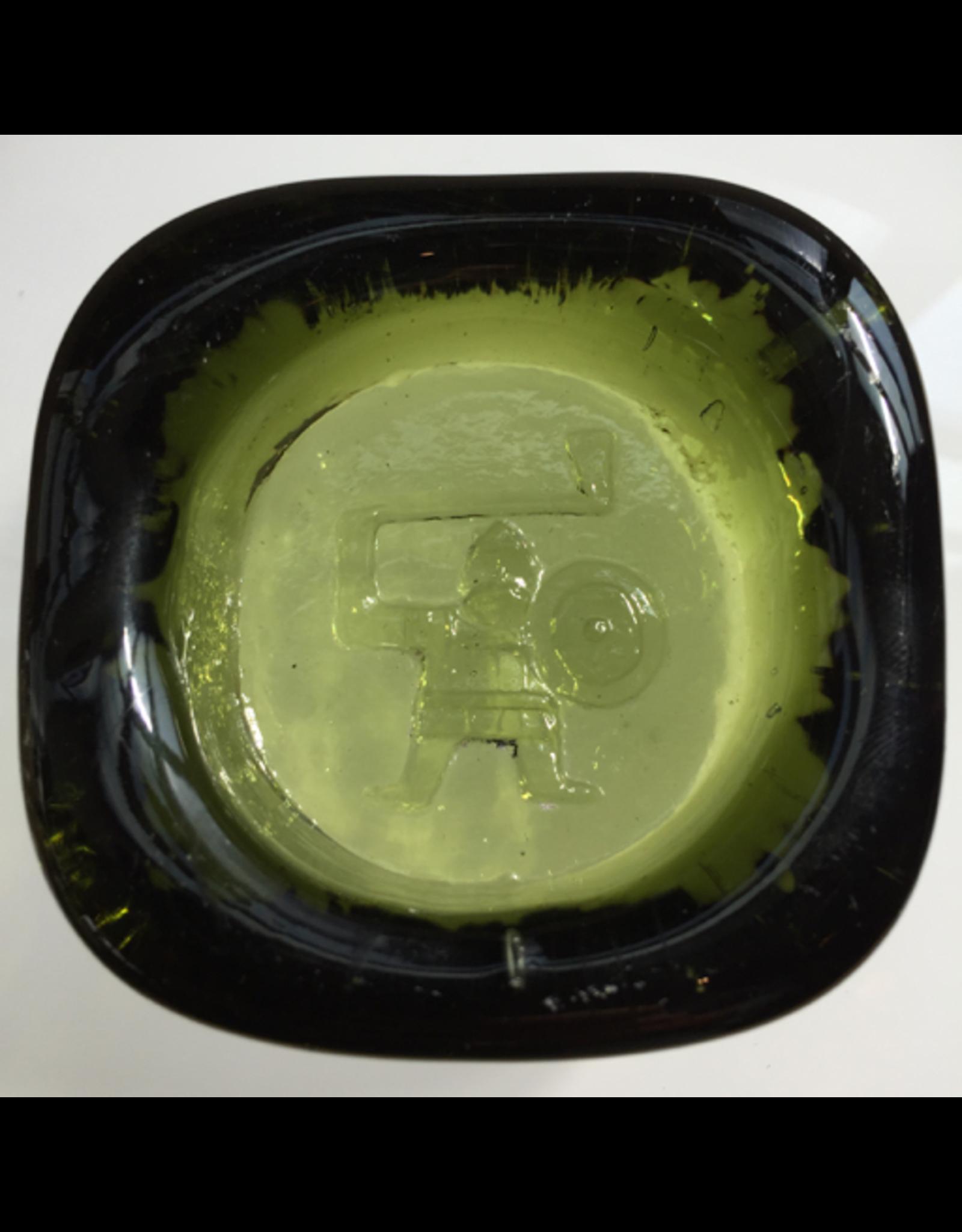 GREEN GLASS 维京图标绿色玻璃
