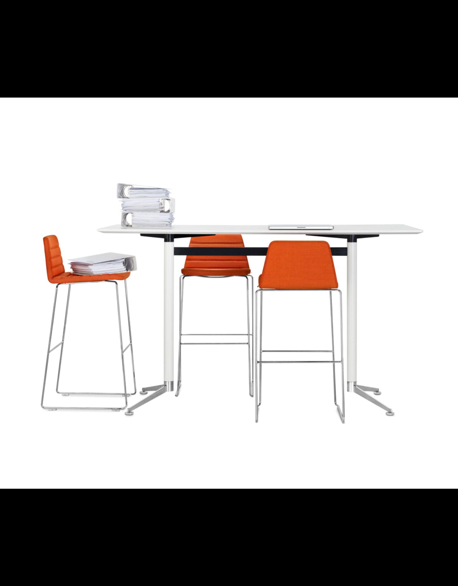 SPINAL 44 布料酒吧椅子