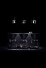 3197 系列7 暗黑色橡木酒吧高腳凳