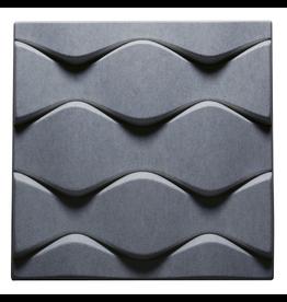 OFFECCT SOUNDWAVE FLO灰色纤维造隔音面板