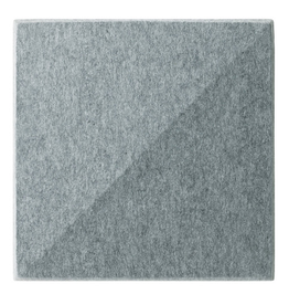 OFFECCT SOUNDWAVE Bella灰色纤维造隔音面板