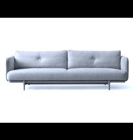 HOLD 三座位沙發 冰藍色DIEGO#73布料