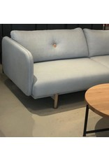 3 SEATER HOLD SOFA IN ICE BLUE DIEGO#73