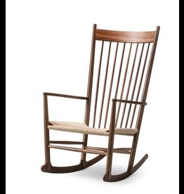 FREDERICIA J16 75週年紀念胡桃木摇椅