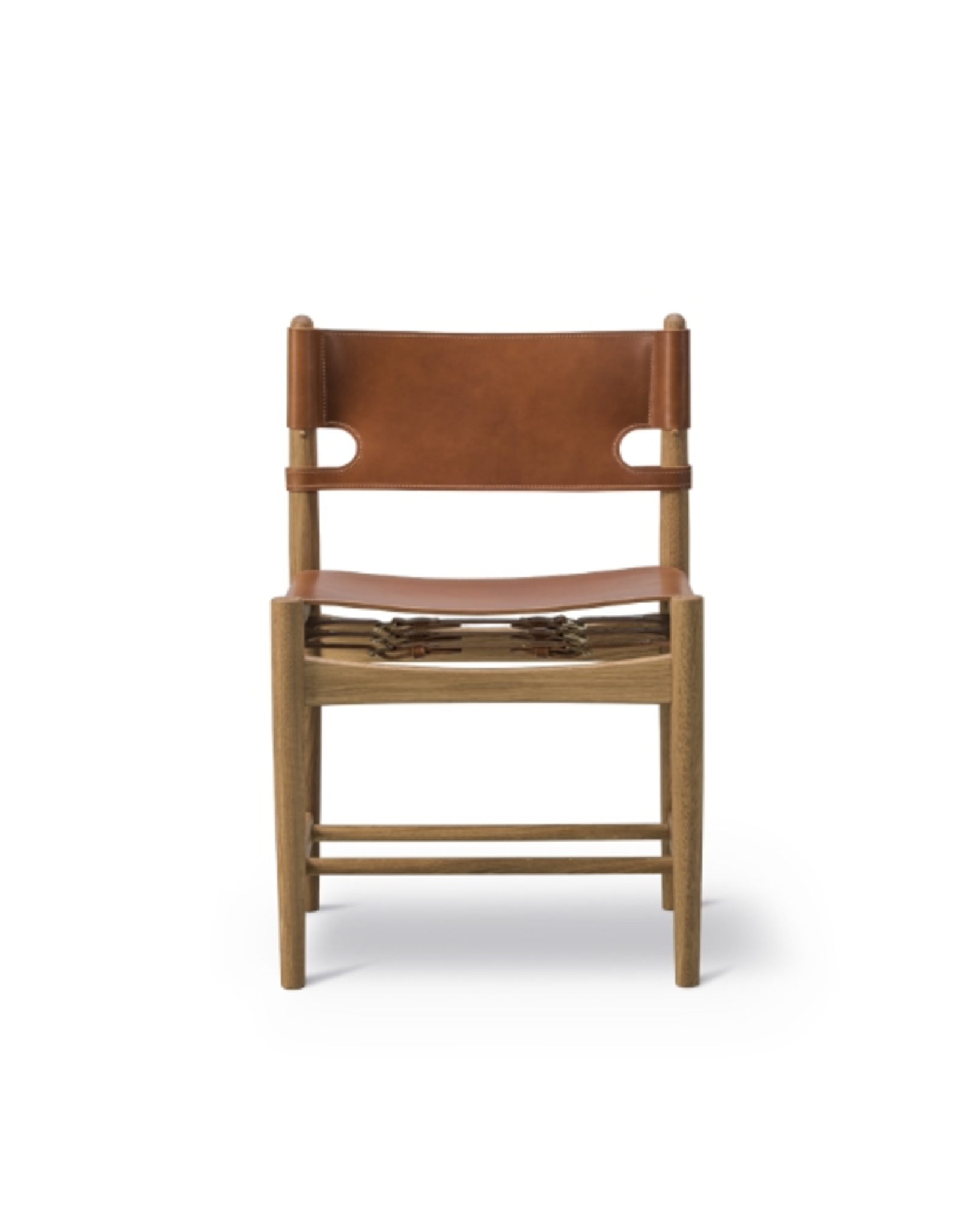 FREDERICIA THE SPANISH DINING CHAIR W/O ARMS