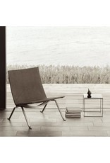 FRITZ HANSEN PK22 LOUNGE CHAIR IN LEATHER