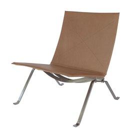 PK22 RUSTIK 真皮休閒椅