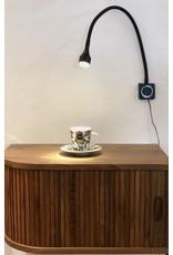 TAMBOUR FRONT NIGHT STAND 胡桃木床頭櫃