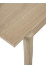 LINEAR OAK TABLE
