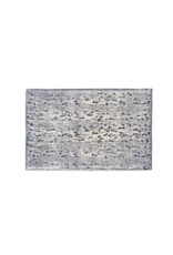 IR02 A NEW DAM INFO RUG IN DARK GREY & SILVER & TAUPE