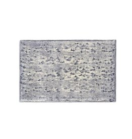 MATER IR02 A NEW DAM INFO RUG IN DARK GREY & SILVER & TAUPE