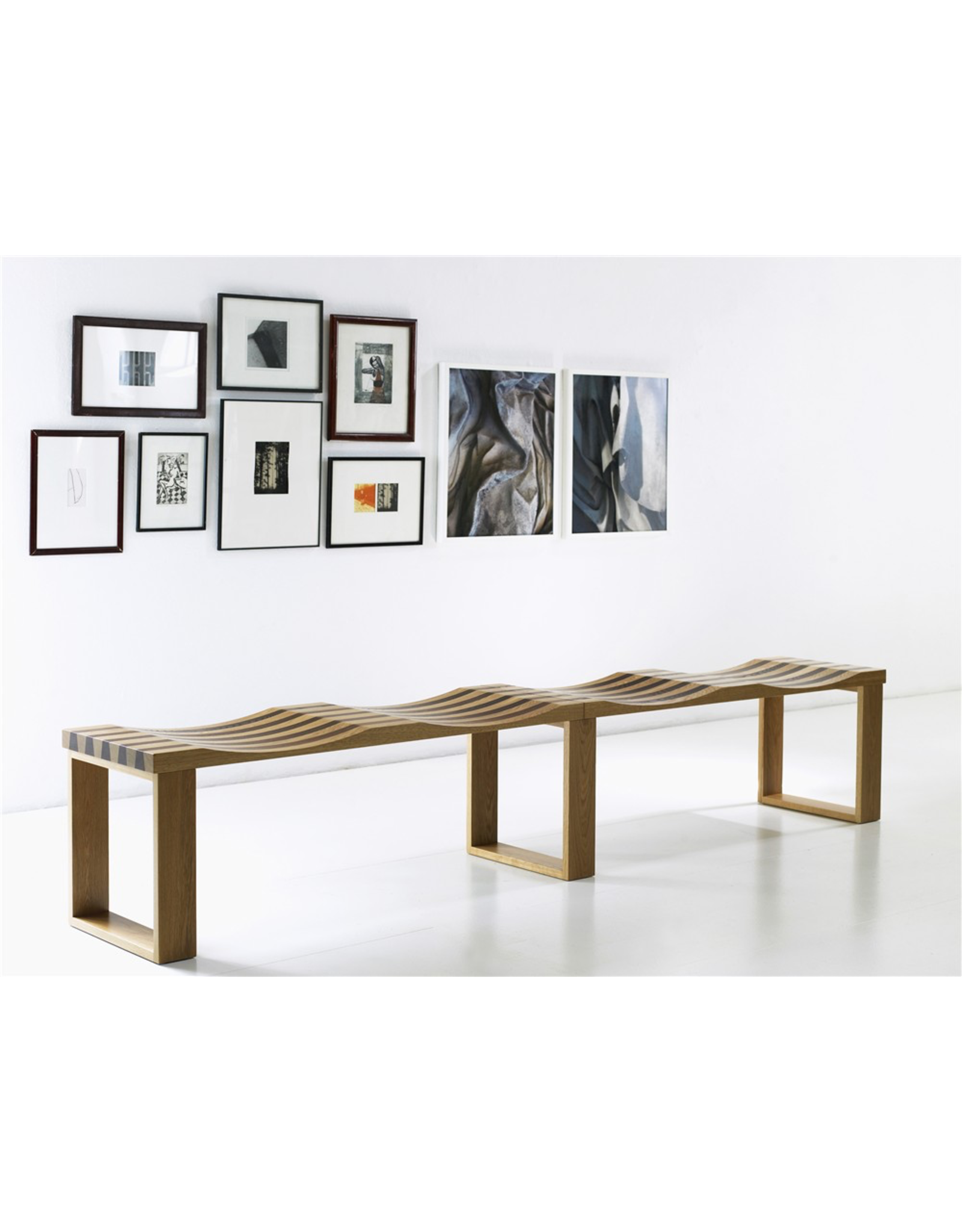 KARL ANDERSSON & SÖNER SIDE BY SIDE 4-SEATER BENCH