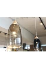 MATER LIUKU 水滴形橡木配燈罩吊燈