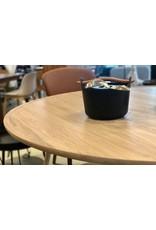 ACCENT 哑光漆橡木餐桌