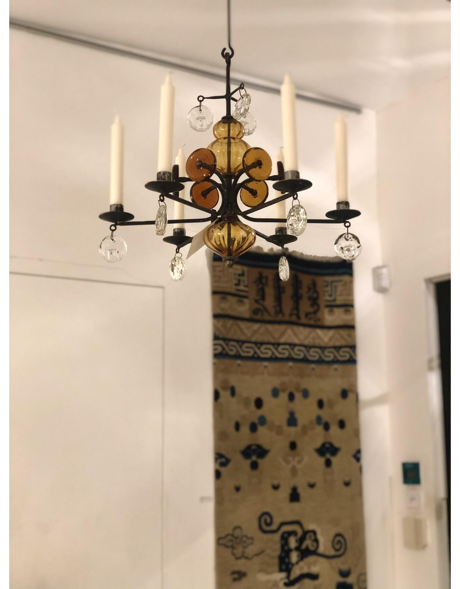 1960's ERIK HOGLUND 燭台吊燈