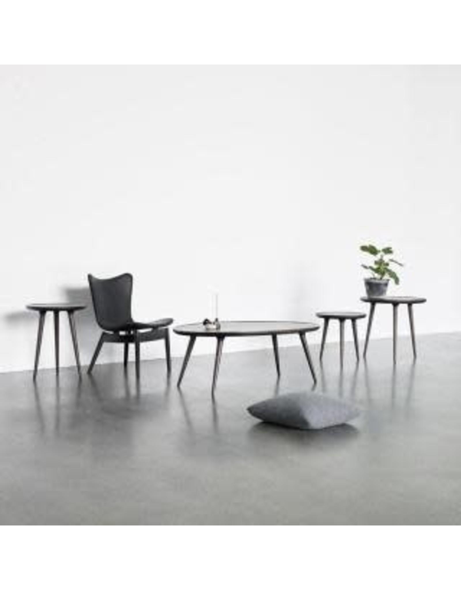 ACCENT 灰色邊几/咖啡桌