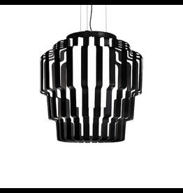 PALLAS 黑色大型天花吊燈