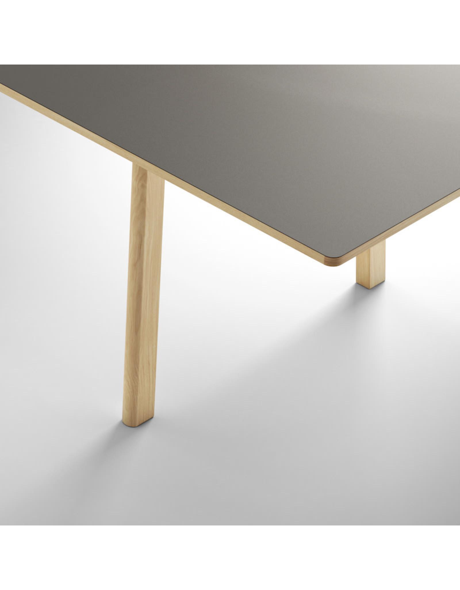 6490 ANA TABLE IN OAK SOAP